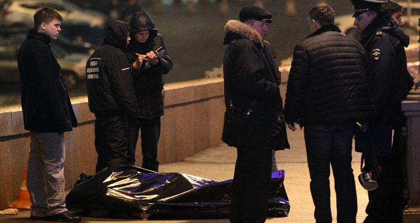 Rus muhalif lider Nemstov silahlı saldırıda öldürüldü