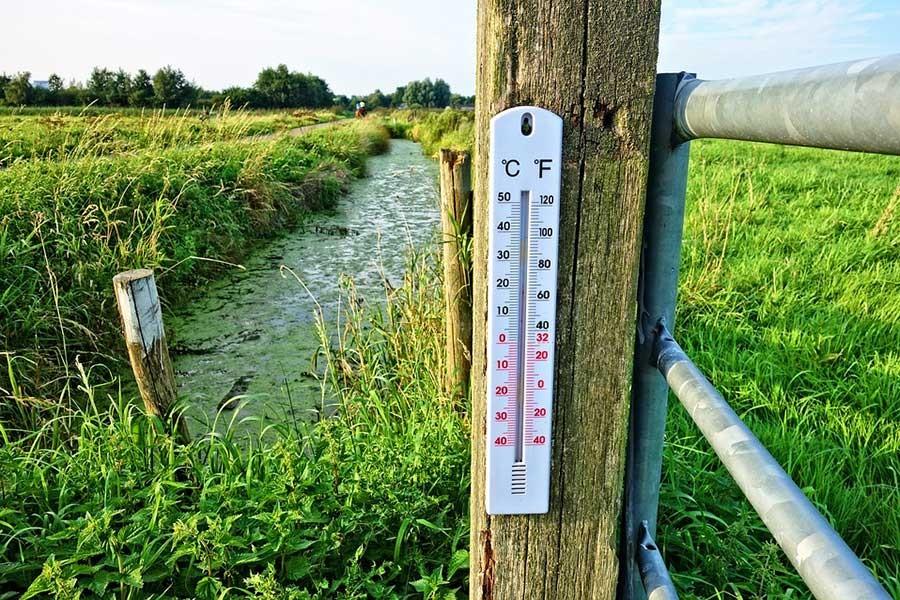 Marmara'da sıcaklık mevsim normallerinin 2 ila 5 derece üzerinde