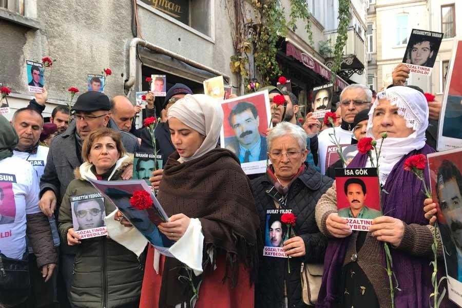 Cumartesi Annelerinin 715. haftası: Kayıplarımızdan vazgeçmeyeceğiz