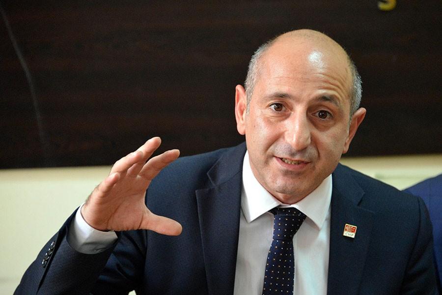 CHP'nin Kahramanmaraş adayı Ali Öztunç