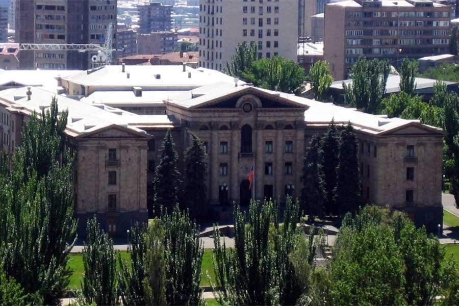 Ermenistan parlamento binası