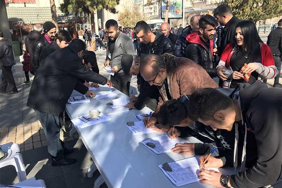 EMEP'ten imza kampanyası: Asgari ücret yükseltilsin