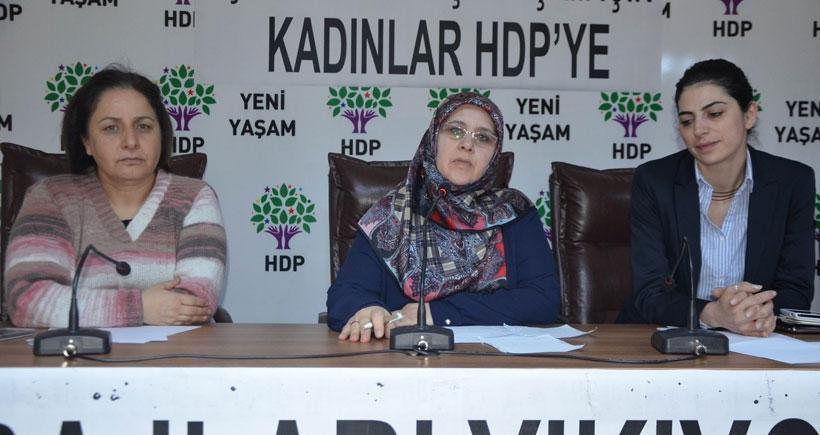 Hüda Kaya HDP'den aday adaylık başvurusu yaptı