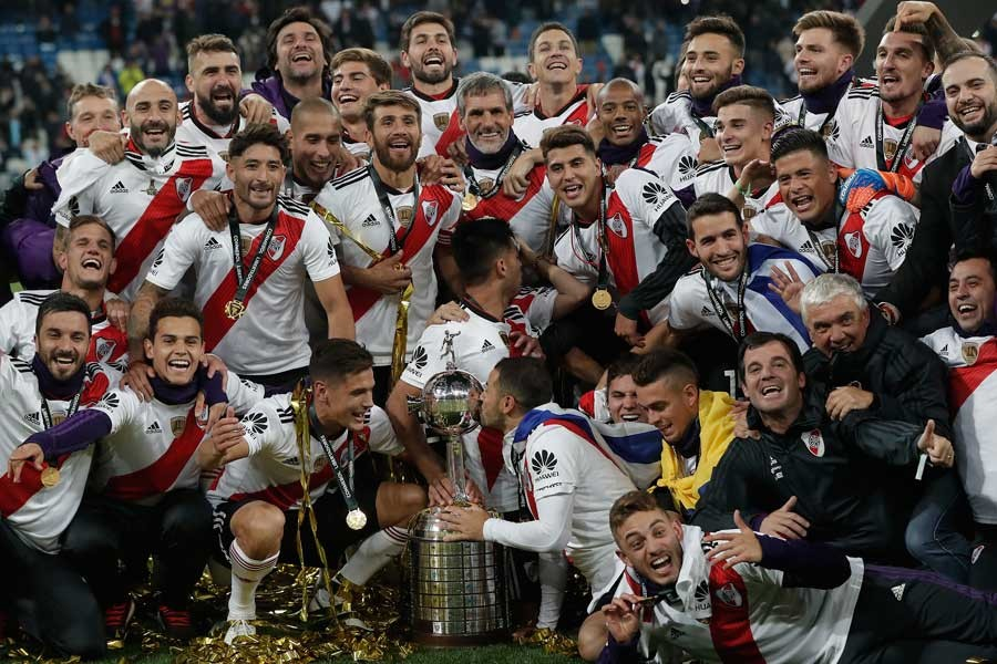 Libertadores Kupası'nda şampiyon River Plate