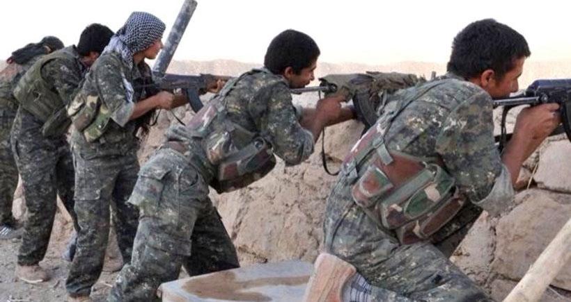 YPG'den Til Berak'a operasyon