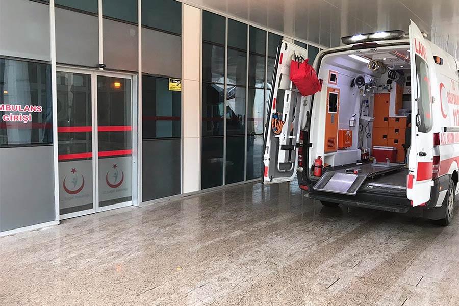 Bursa'da CNC tezgahında sıkışan işçi öldü