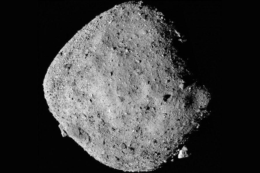 NASAuzay aracı gök taşında su kalıntıları buldu