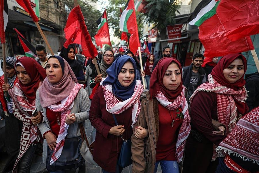 Filistin Halk Kurtuluş Cephesi 51. kuruluş yıl dönümünü kutladı