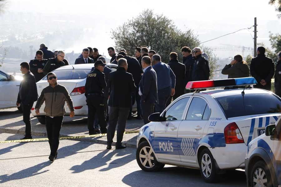 Antalya İl Emniyet Müdür Yardımcısı Ali Karaaslan yaşamına son verdi