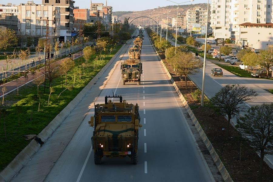 TSK: Taciz atışı sonucu 1 asker hayatını kaybetti