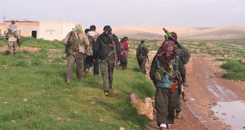 YPG, Til Berak'ı da IŞİD'den temizledi