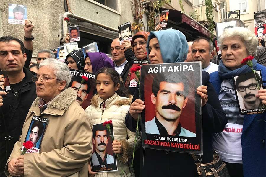 'Adaleti olmayan ülkede adalet aramaya devam edeceğiz'