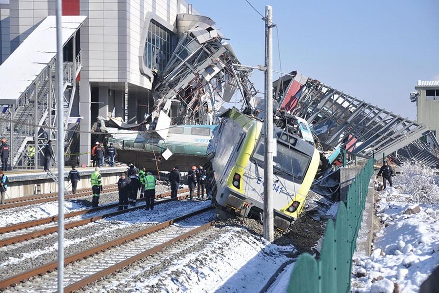 BTS, Ankara YHT hattında yaşanan tren kazasına ilişkin raporu açıkladı