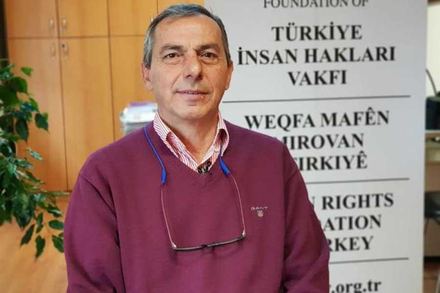 TİHV Genel Sekreteri Metin Bakkalcı: İnsan hakları büyük krizde