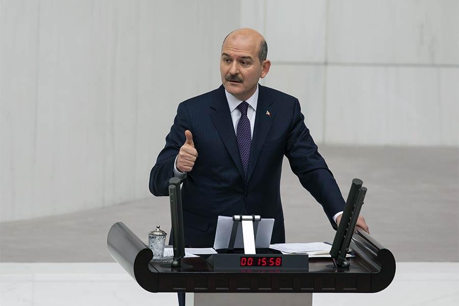 Bakan Soylu'ya, Kılıçdaroğlu'ya hakaretten 10 bin TL tazminat cezası