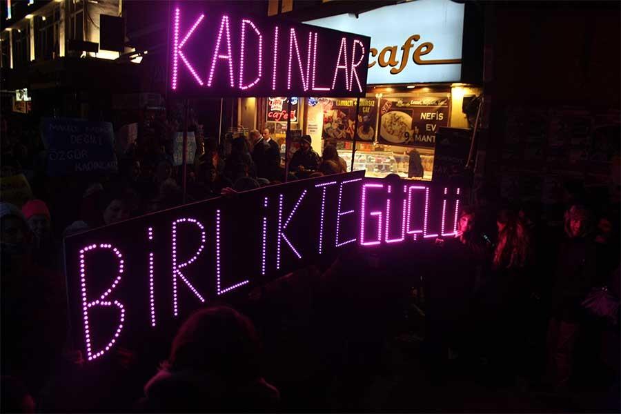 137 kadın ve LGBTİ+ örgütünden Türkiye Kadın Buluşması'na çağrı