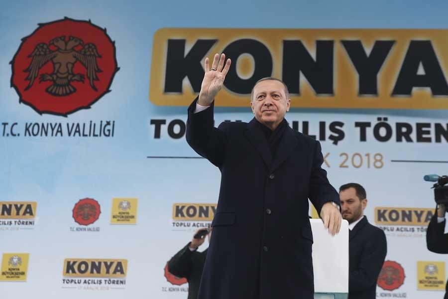 Erdoğan: Fırat'ın doğusuna operasyon her an başlayabilir