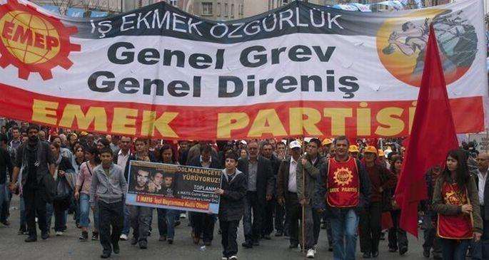 EMEP: Yaşar Kemal gericiliğe ve sömürüye karşı mücadelenin yanında oldu