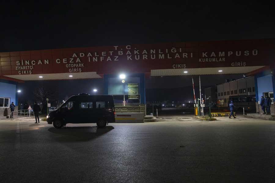 Sincan Çocuk Cezaevinde tartışma çıktı: 7 çocuk ve 14 memur yaralandı