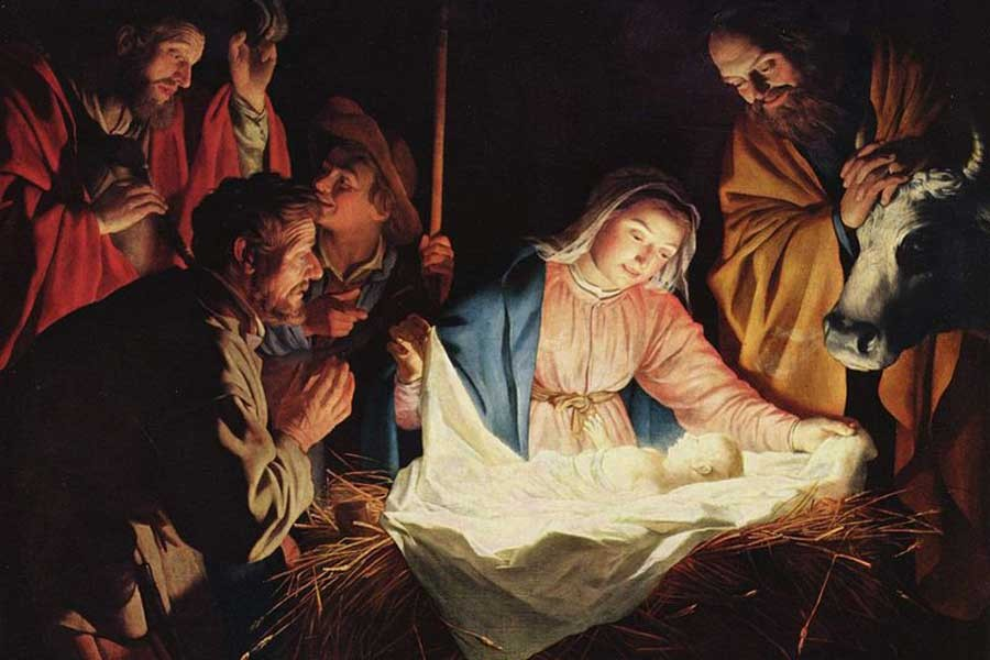 İsa'nın doğumu