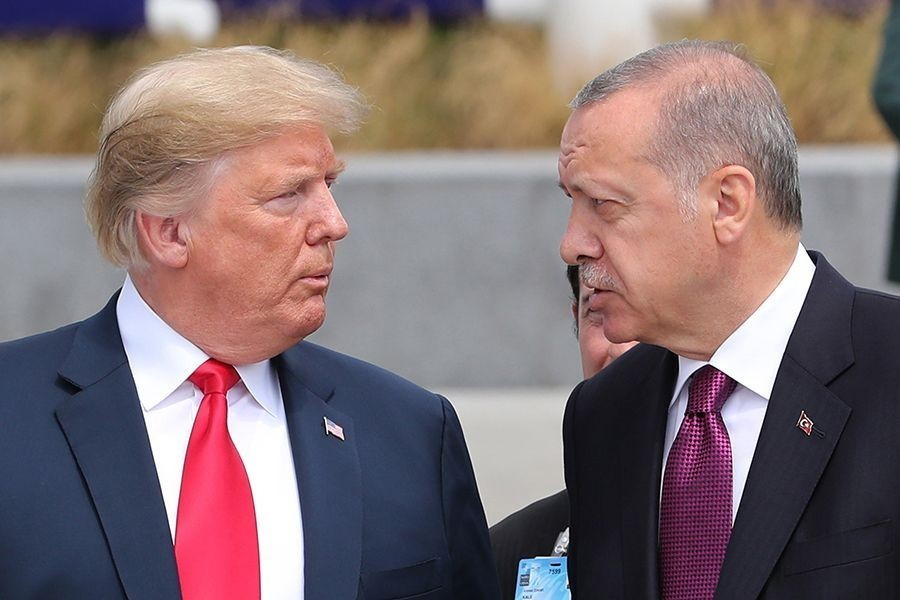 It has got a lot harder to either break off or maintain Turkey-US relations