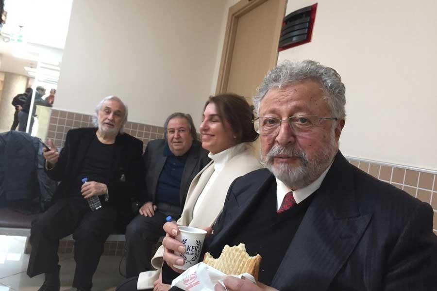 Şener Şen'den Metin Akpınar ve Müjdat Gezen tepkisi