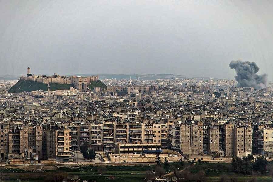 Aracılar, karaborsacılar, fidyeciler: Suriye'nin distopik iş hayatında bir gezi