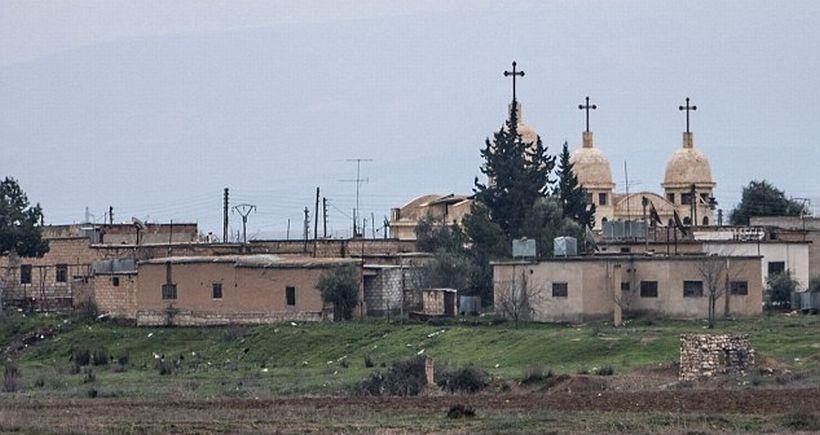 'Türkiye, IŞİD'in Süryanilere saldırmasına destek veriyor'