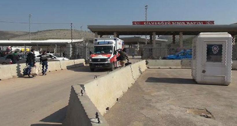 Sınır kasabasında bombalı saldırı: 2 ölü