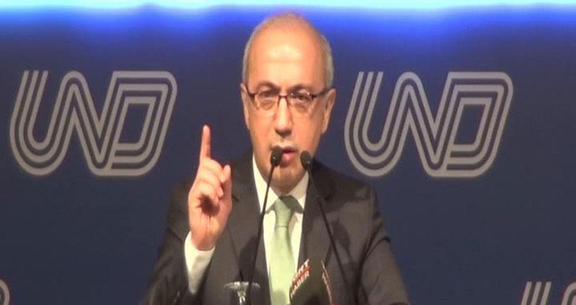 Ulaştırma Bakanı Lütfi Elvan: Türkiye'nin alternatif yolları var