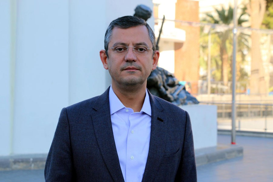 CHP'li Özel'den Binali Yıldırım'a 'istifa' sorusu