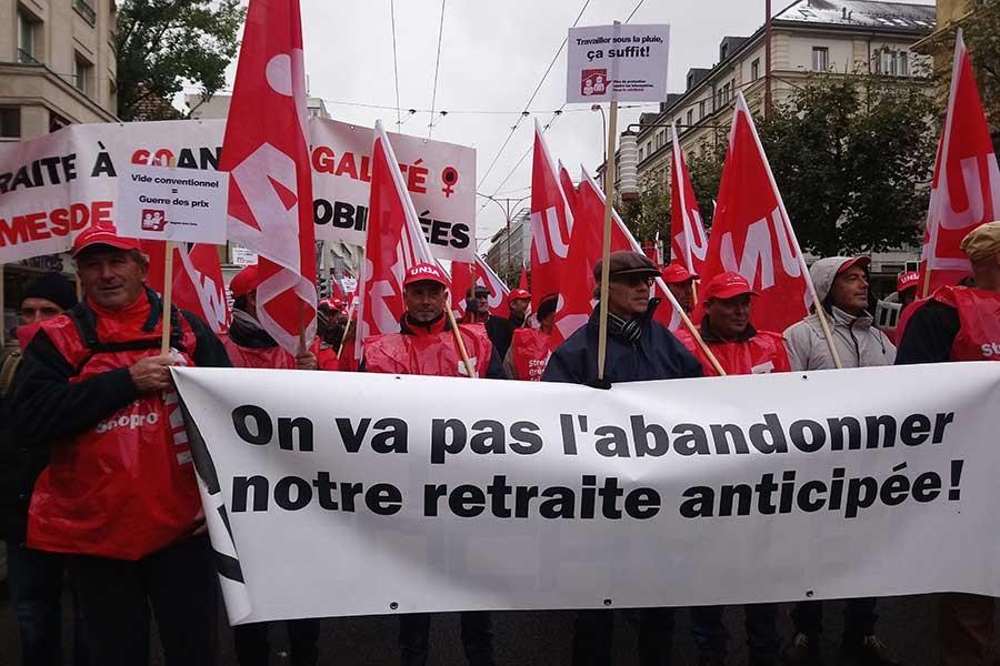 'İnşaat sözleşmesi İsviçre işçi sınıfı adına bir başarıdır'