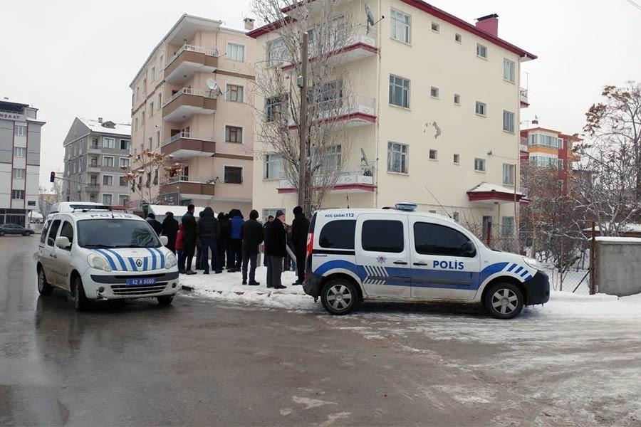 Konya'da karbonmonoksit zehirlenmesi: 2 ölü