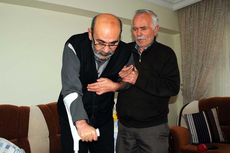 Yüzde 90 engelli raporuna rağmen malulen emekli olamadı