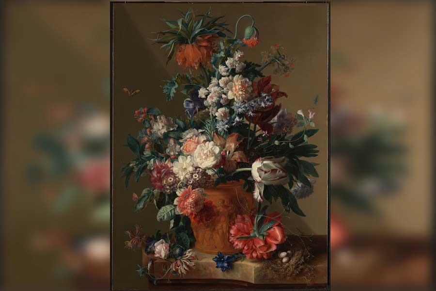Nazilerin çaldığı 'Vazoda çiçekler' tablosunun iadesi isteniyor