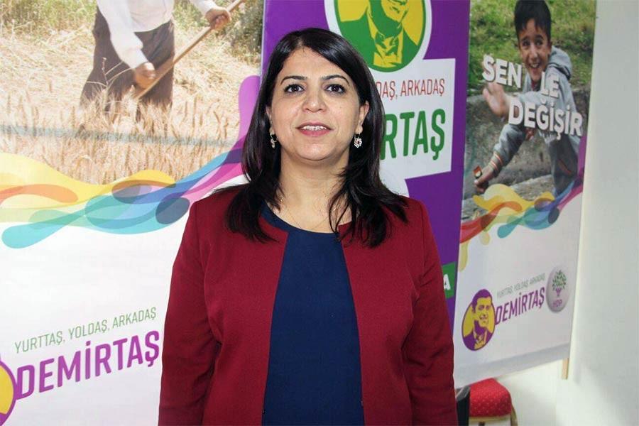 HDP eski Milletvekili Sibel Yiğitalp için 26 yıl hapis istemi