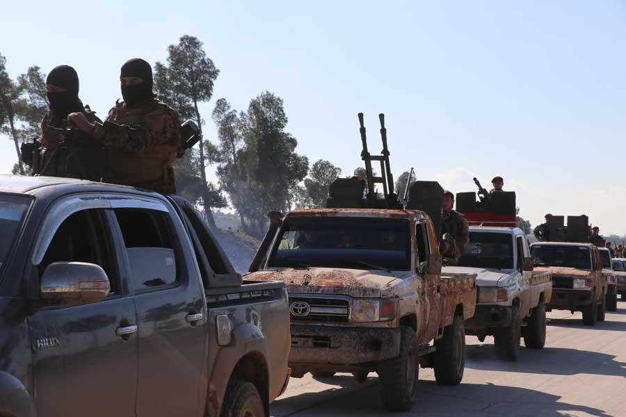 İdlib'de cihatçılar arasındaki çatışmalar büyüyor
