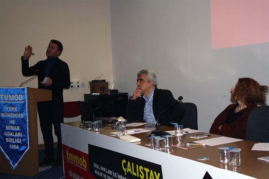 Orhan Sarıbal: FETÖ bahanesiyle muhalifler devre dışı bırakıldı