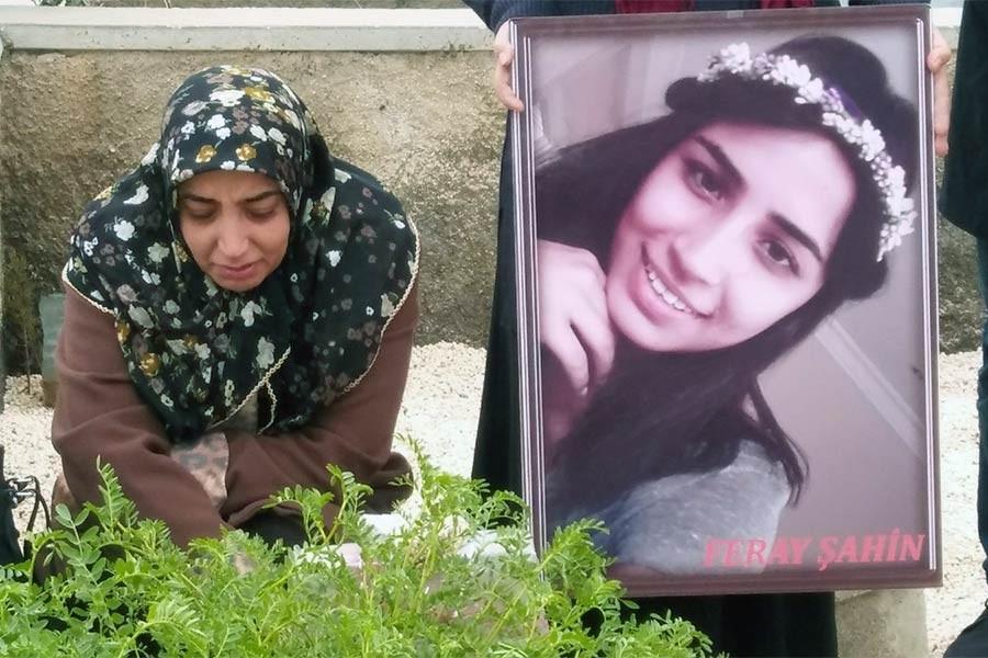 Üniversite öğrencisi Feray Şahin'i öldüren polis tahliye oldu