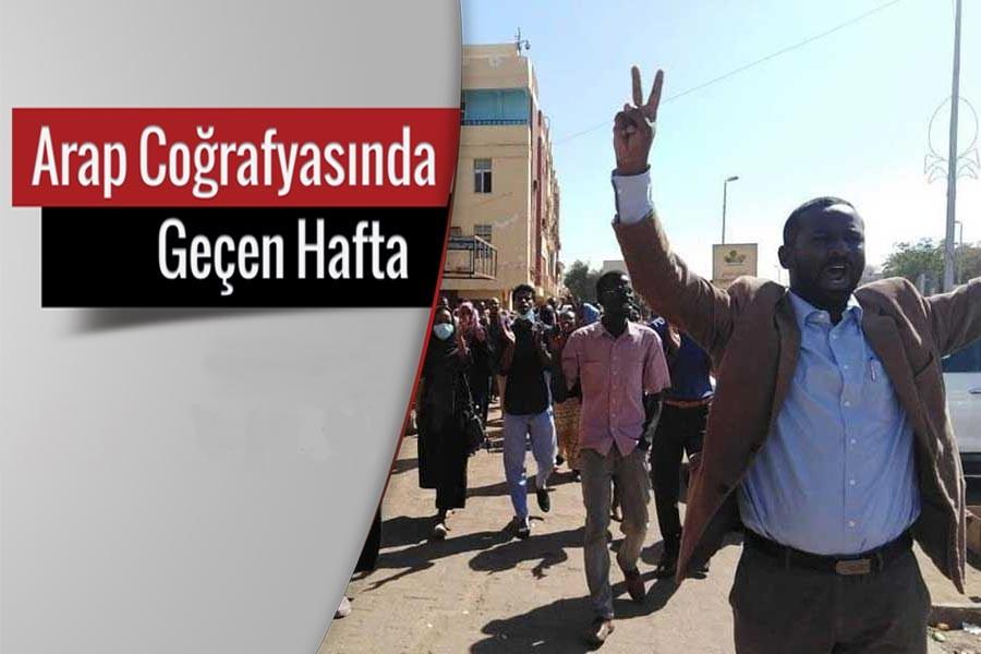 Sudan; ekmek ve özgürlük için...