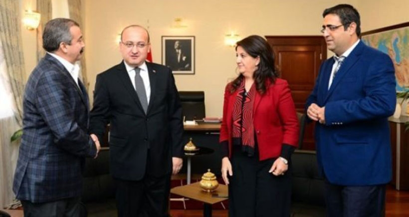 AKP HDP'den 'İç Güvenlik' önerilerini istedi