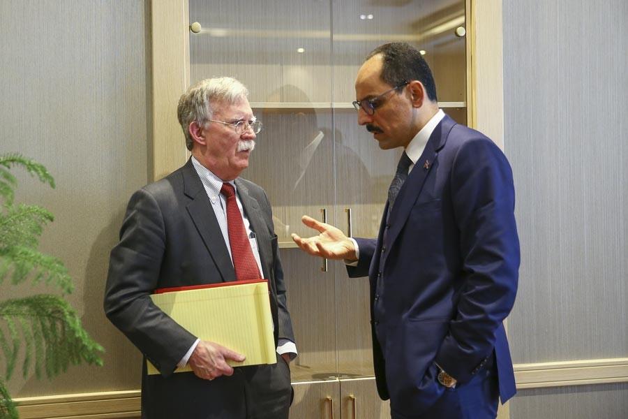 ABD heyeti ile Ankara'daki kritik toplantıda neler konuşuldu?
