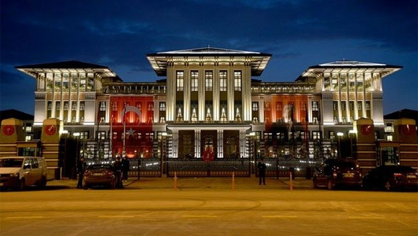 Erdoğan'ın sarayına laboratuvar kurulacak