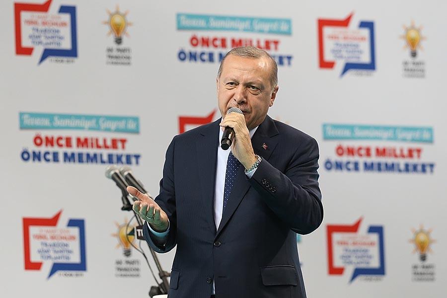 Erdoğan: Yeter ki Kılıçdaroğlu'yu tazminata mahkum edin