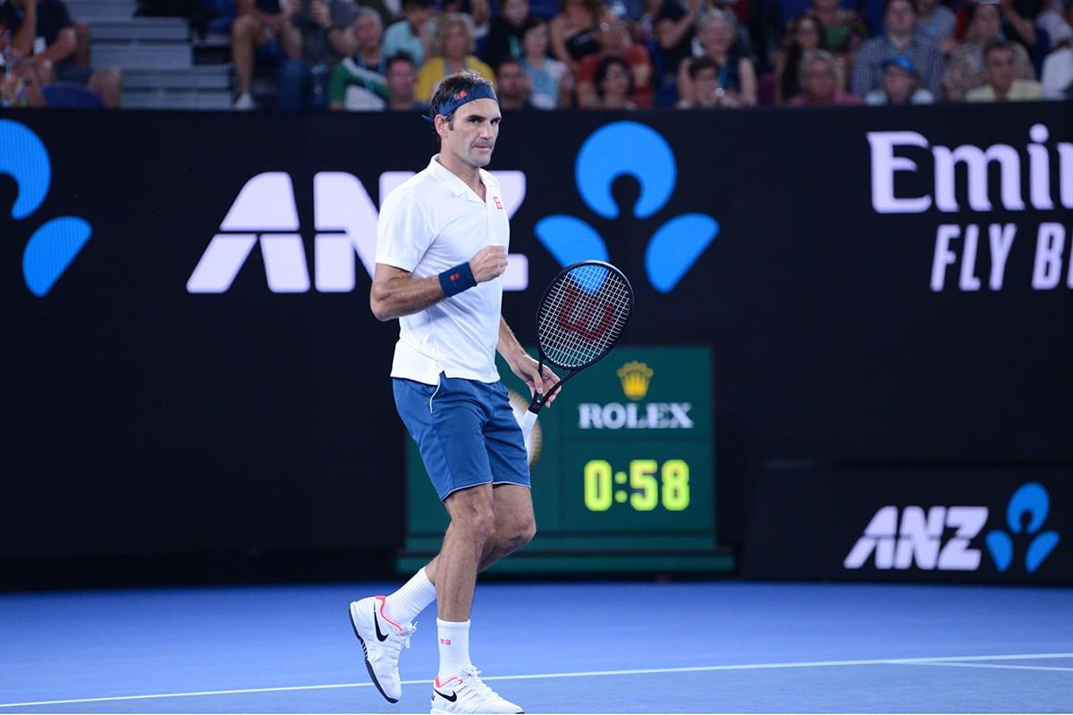 Avustralya Açık tenis turnuvasında beşinci gün