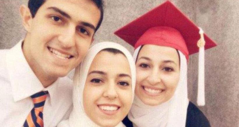 3 Müslüman gencin katiline idam