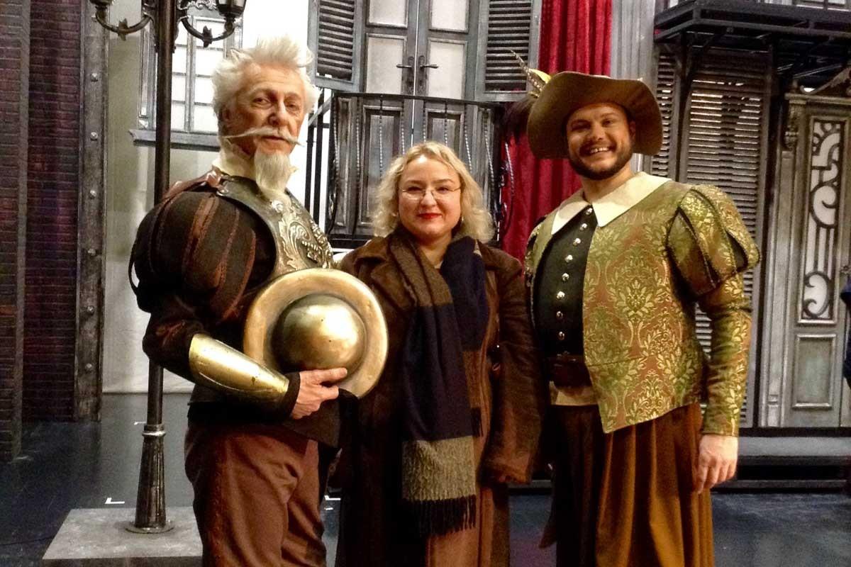 Don Kişot, Türkiye'de ilk defa opera sahnesine çıktı