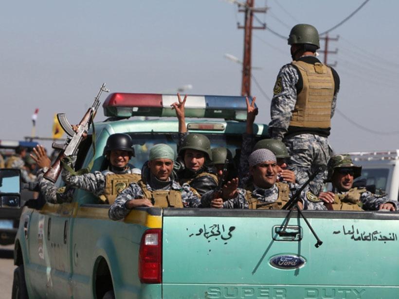 Adım adım Tikrit operasyonu