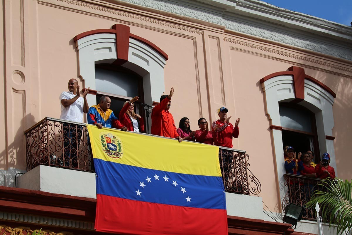 Venezuela from Chavez to Maduro