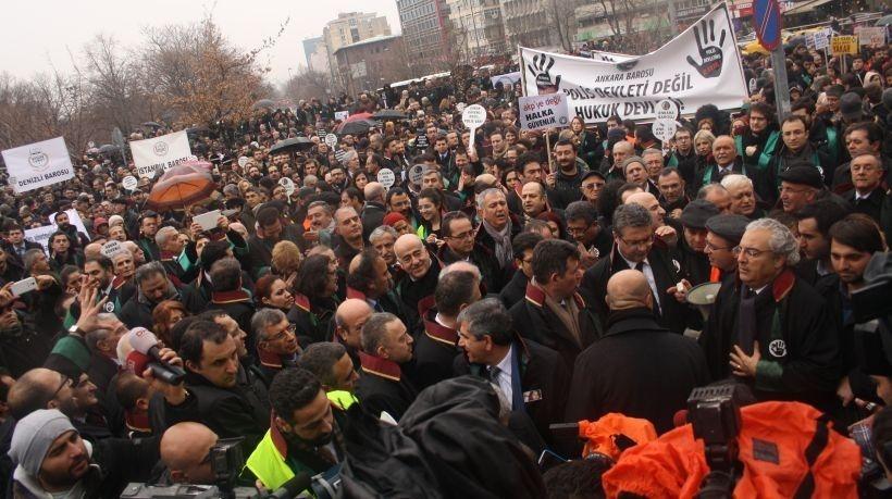 Avukatlar, İç Güvenlik Paketi'ne karşı yürüyecek